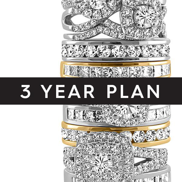Jewellery Care Plan 1.00 - 99.99 3 Year
